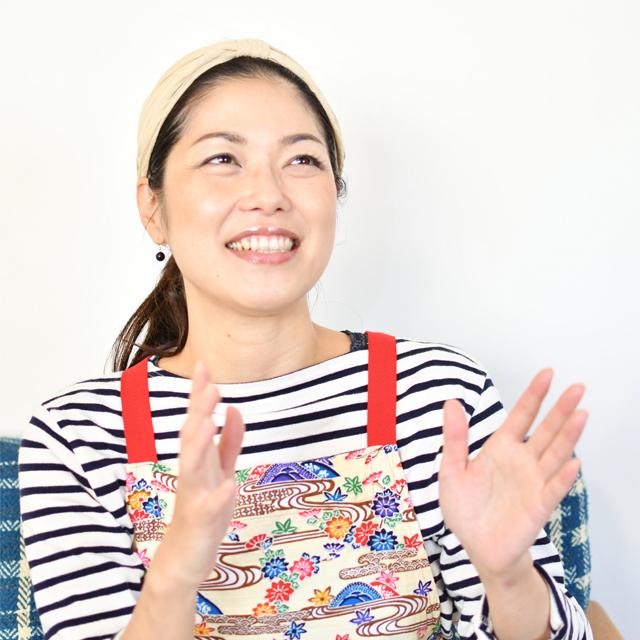 玉城久美子さん